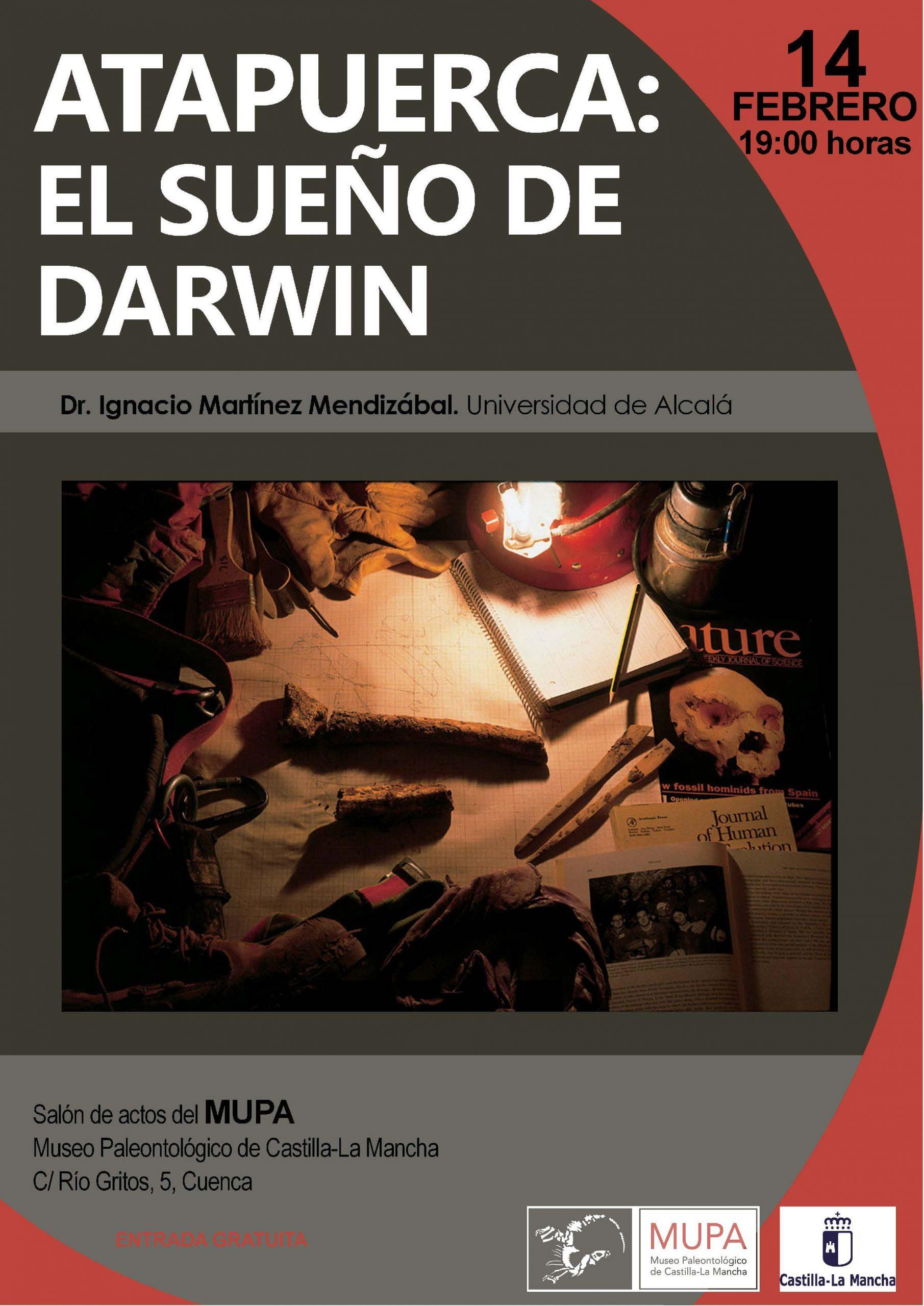 """""""Atapuerca: El sueño de Darwin"""""""