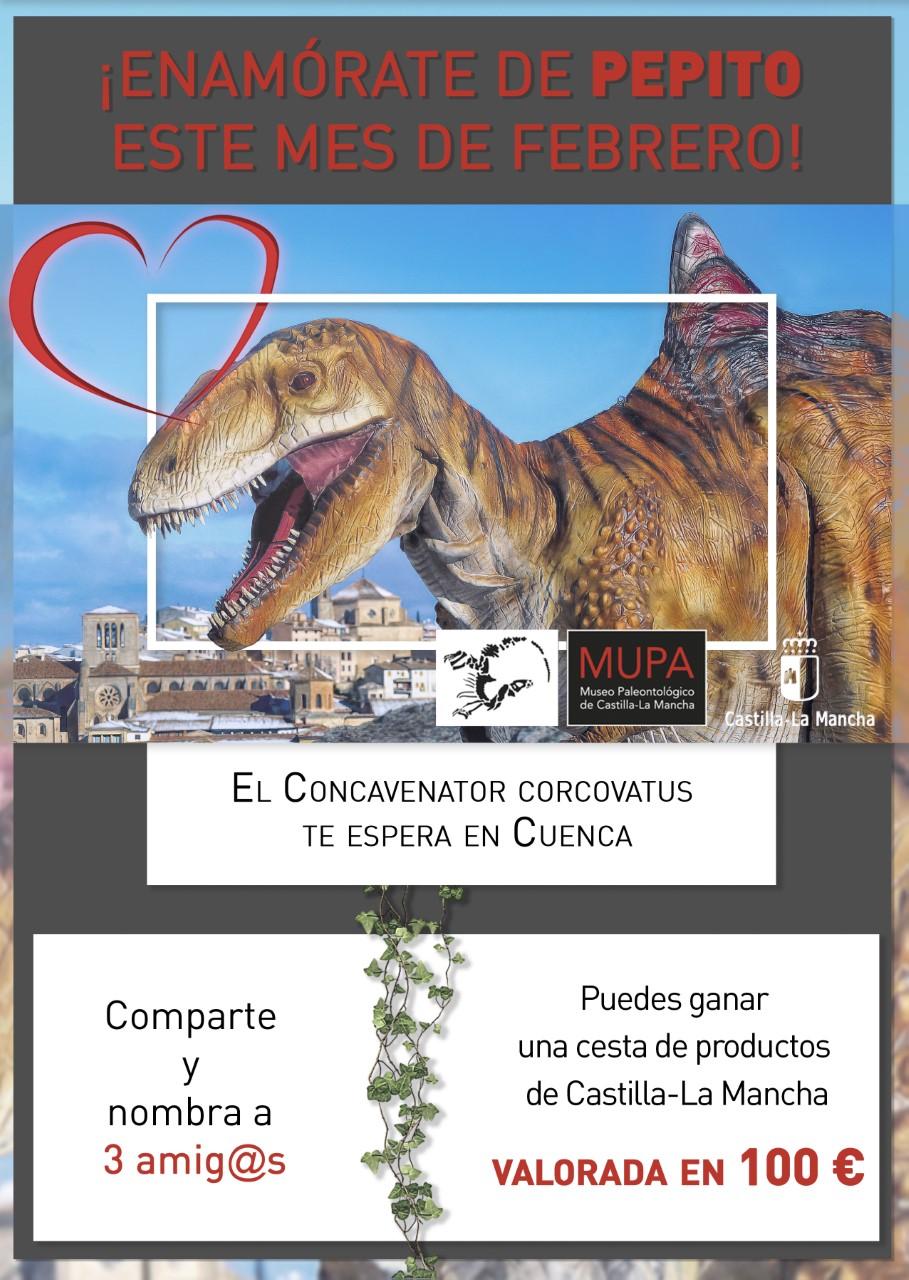 Enamórate de Pepito – Concurso Febrero