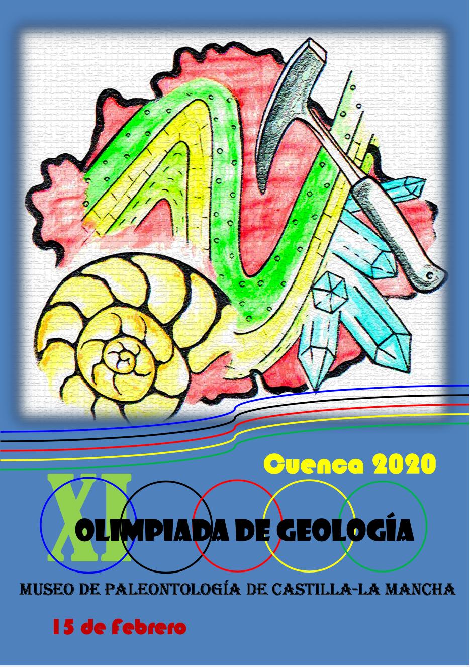 El Museo de Paleontología de C-LM acogerá por cuarto año consecutivo las pruebas de selección de la XI Olimpiada de Geología de la provincia de Cuenca