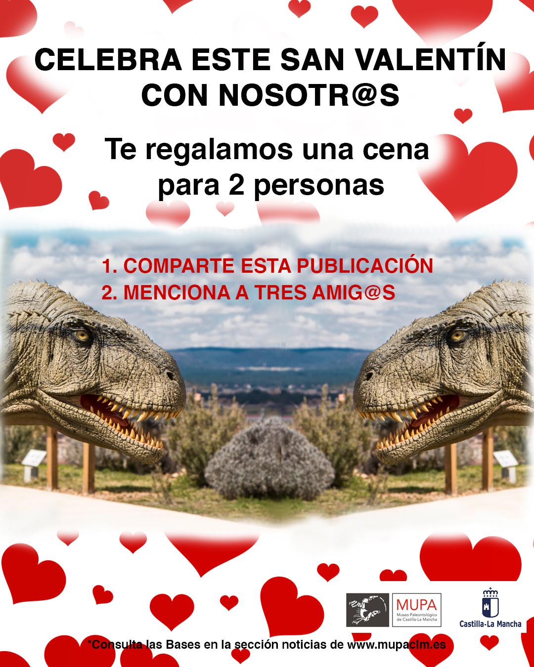 Bases Sorteo San Valentín
