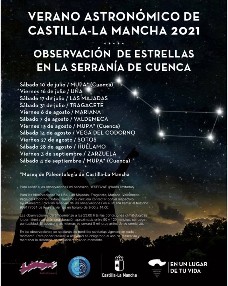 Vuelve el Verano Astronómico