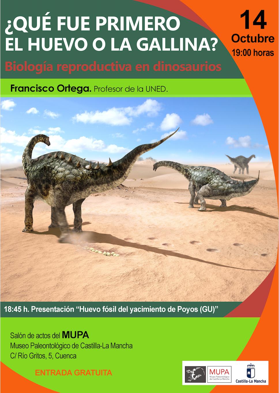 """El Museo de Paleontología de C-LM se une en la celebración del """"Día Internacional del Fósil"""""""